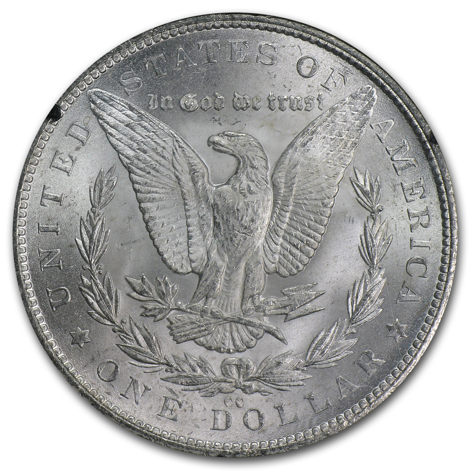 1879-CC Morgan Dollar BU (GSA Holder)