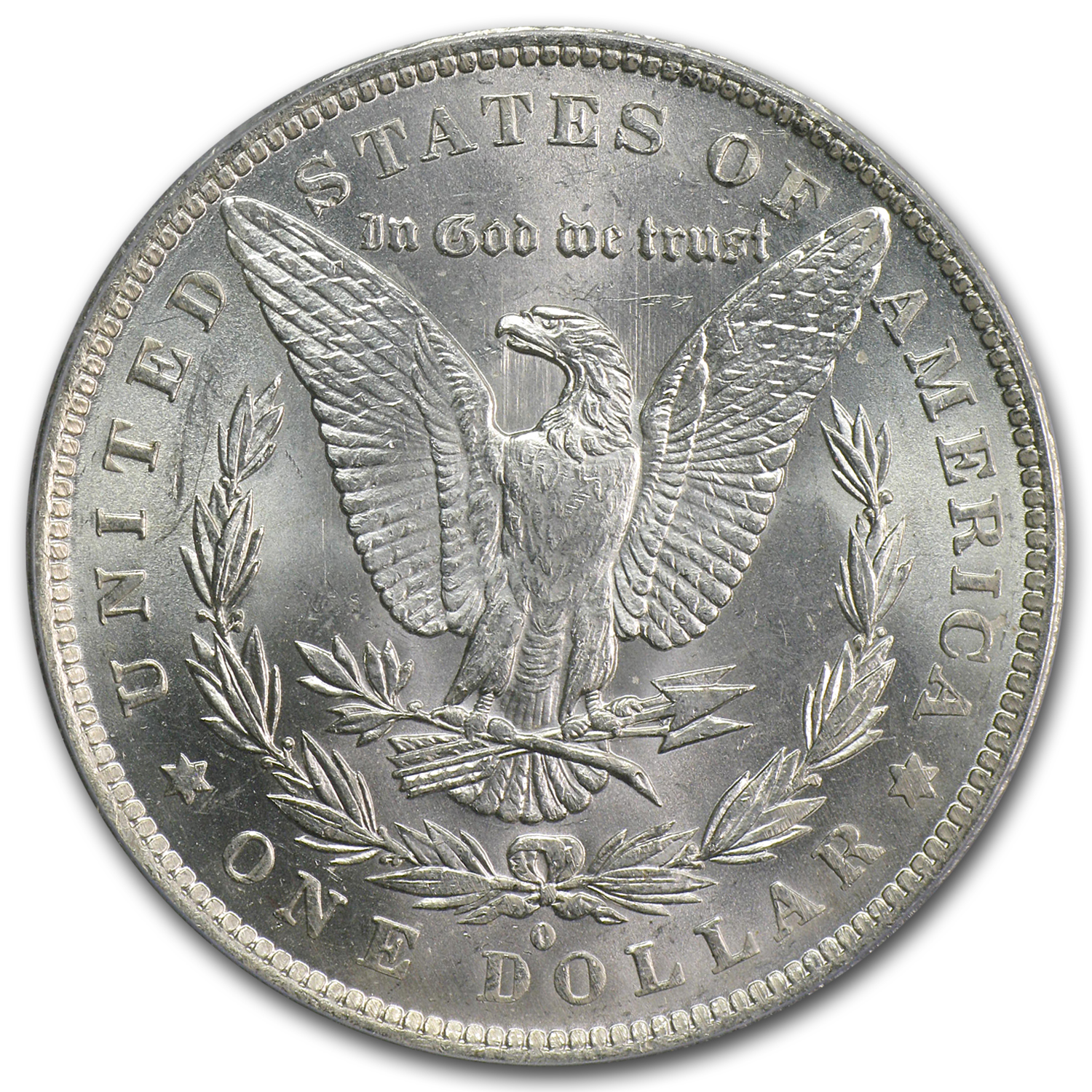 1878-1904 Morgan Dollars MS-63+ PCGS