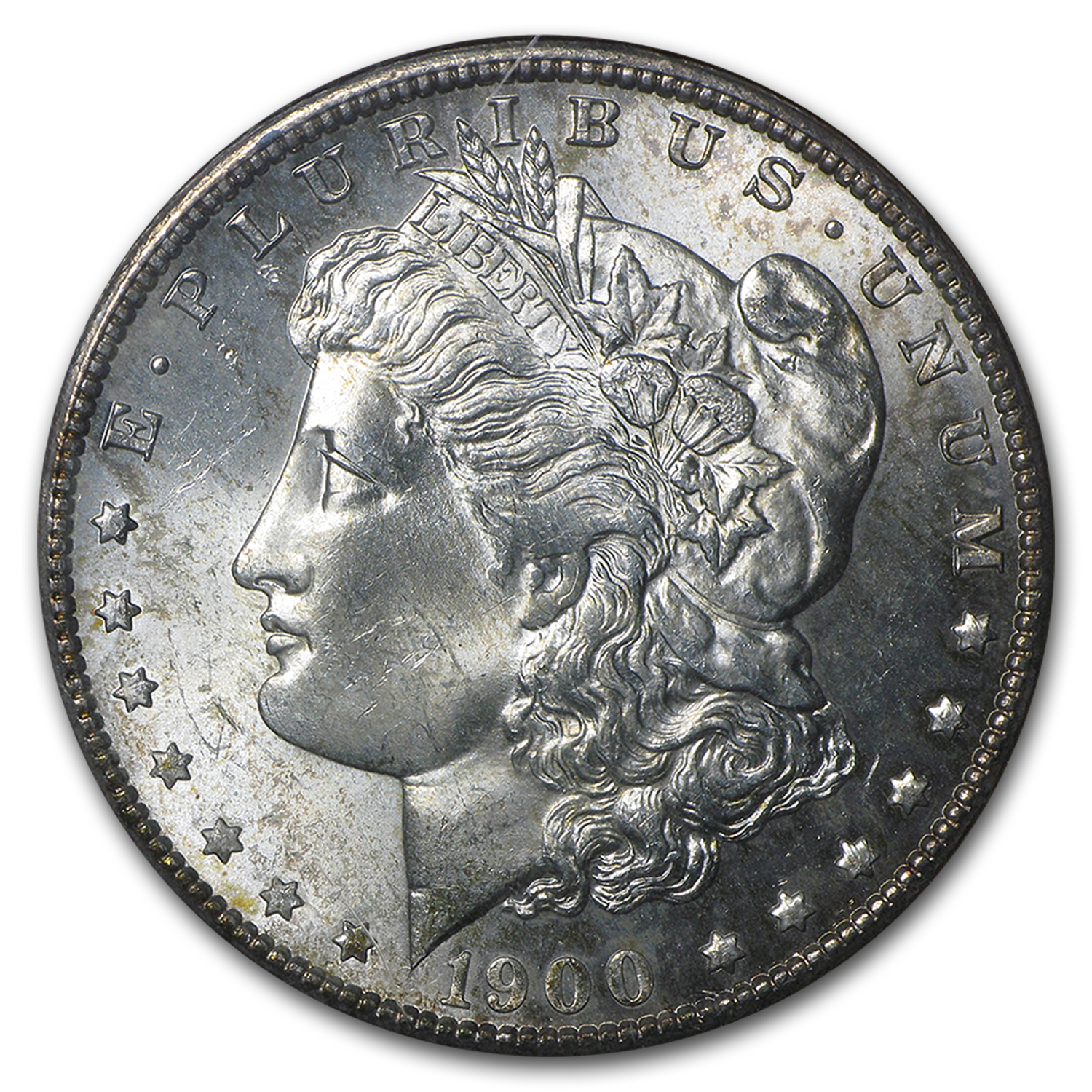 1900-S Morgan Dollar MS-65 (Redfield Hoard)