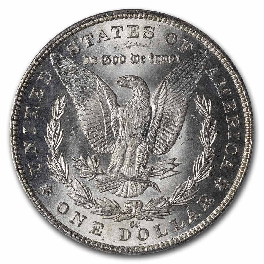 1883-CC Morgan Dollar MS-64 PCGS