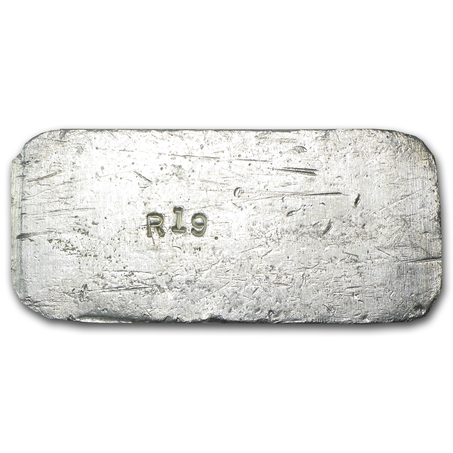 10.99 oz Silver Bar - Great Western Coin & Bullion