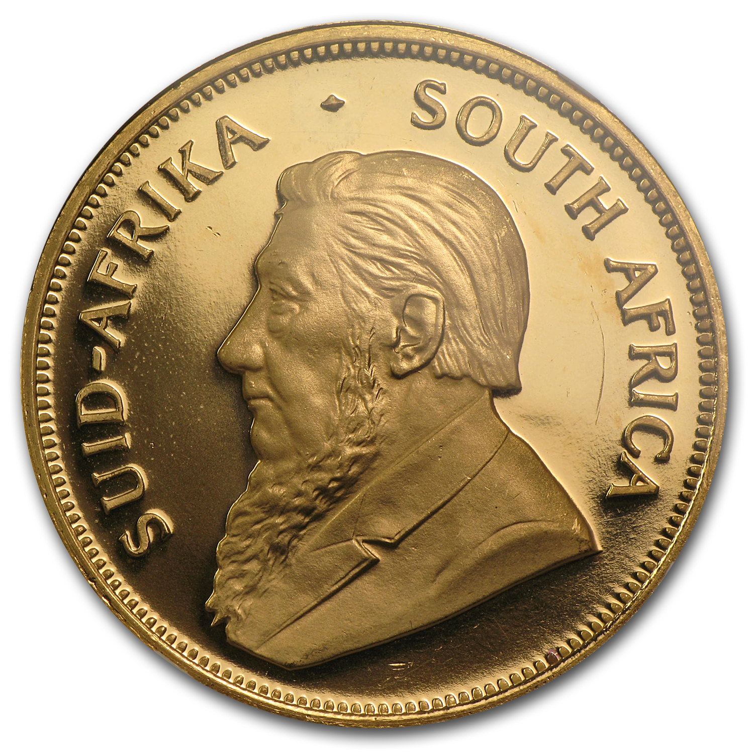 1987 South Africa 1 oz Gold Krugerrand PF-66 NGC