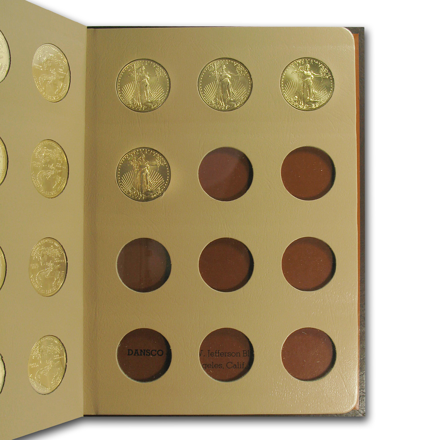 1986-2013 1 oz Gold Eagle Set (Complete 28 Coin Collection)