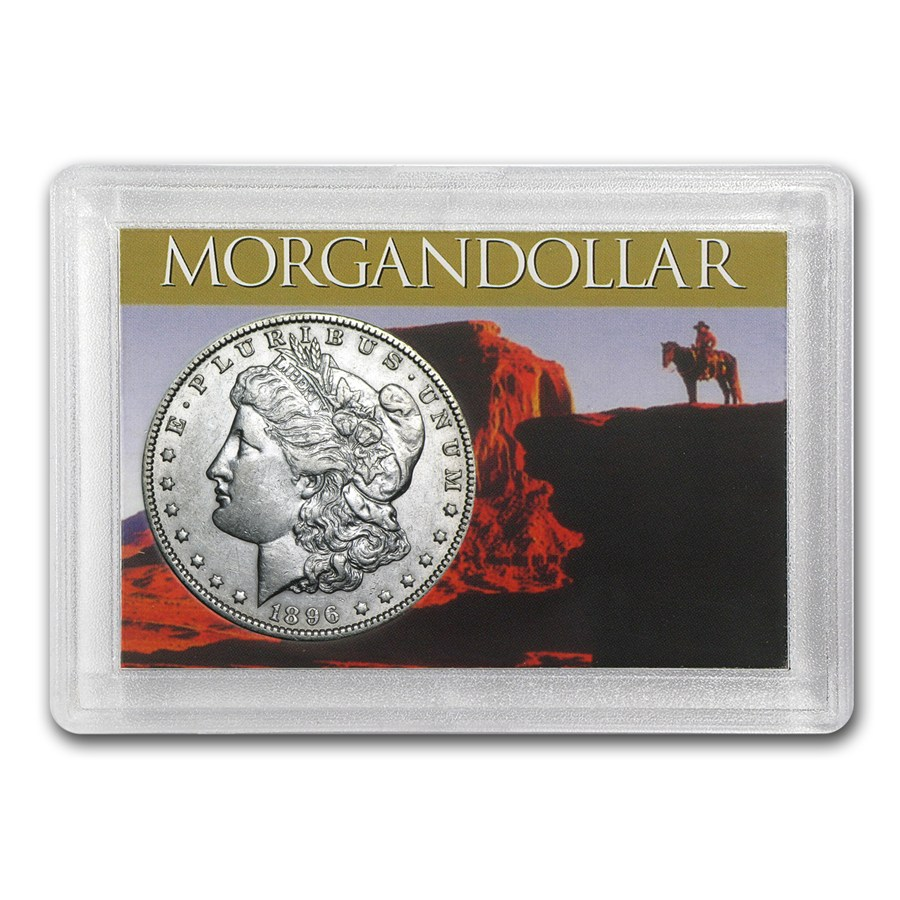 Morgan Silver Dollar Harris Holder Southwest Design He