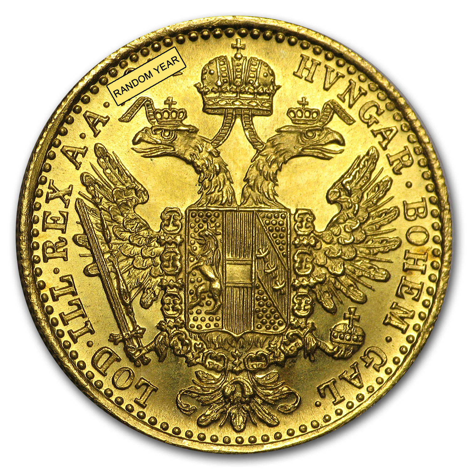 Austria Gold Ducats (No Restrikes!) Random Dates