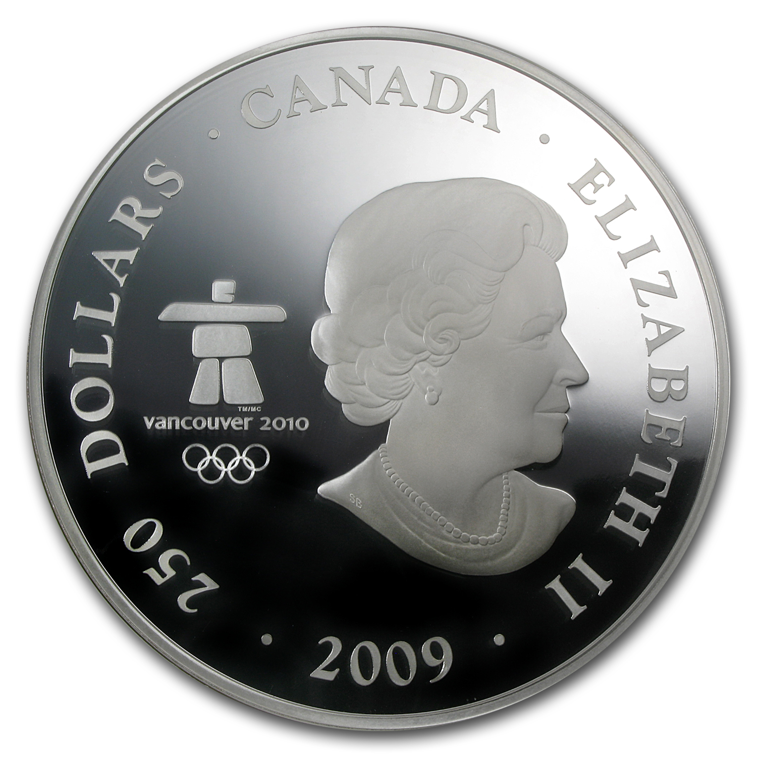 2009 Canada 1 Kilo Silver $250 Surviving the Flood PF-70 NGC