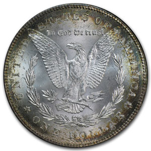 1879-S Morgan Dollar Rev of 1878 MS-65 Paramount