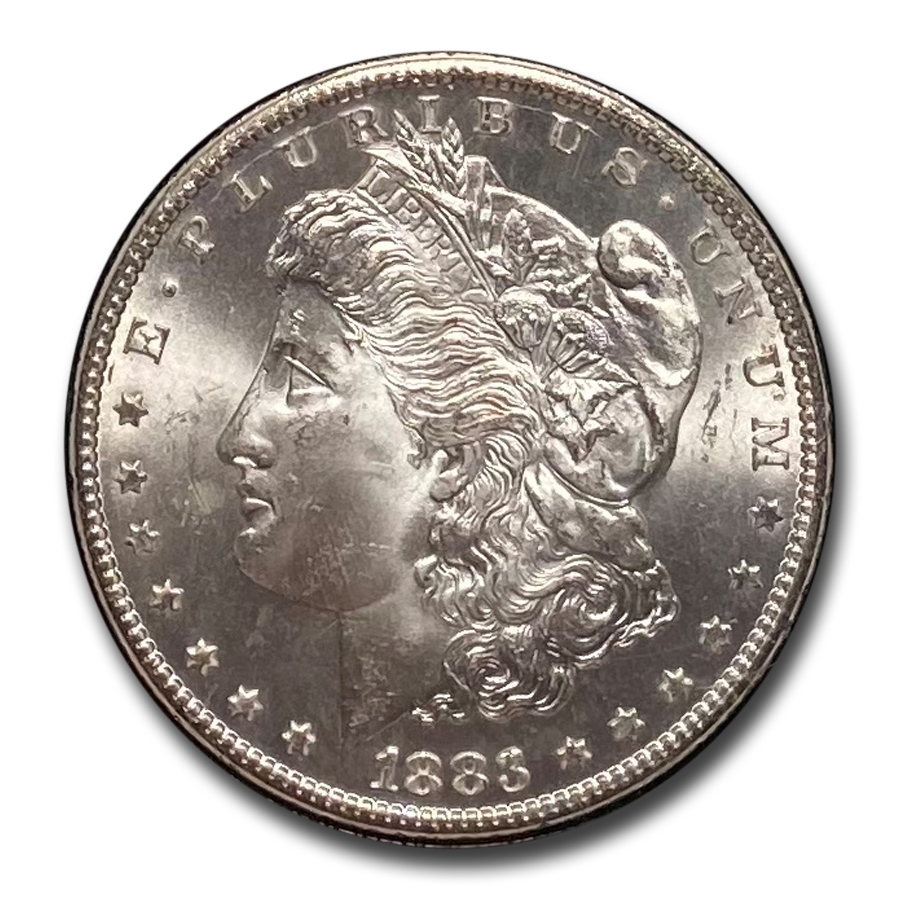 1883-CC Morgan Dollar MS-65+ Plus NGC (GSA)