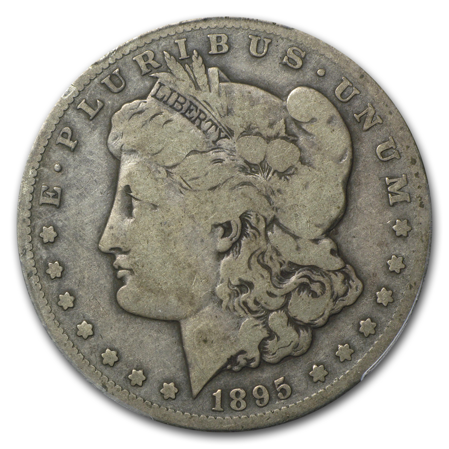 1895-S Morgan Dollar VG-8 PCGS