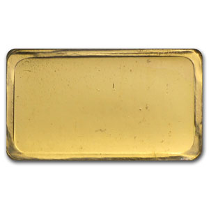 1 gram Gold Bar - Congratulations