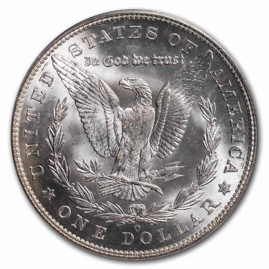 1904-O Morgan Dollar MS-65 PCGS