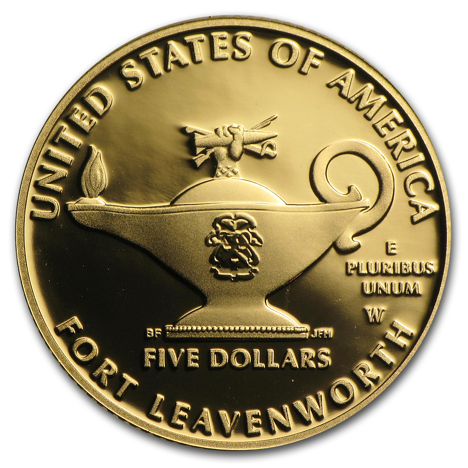 2013-W $5 Gold Commemorative Five Star General Proof