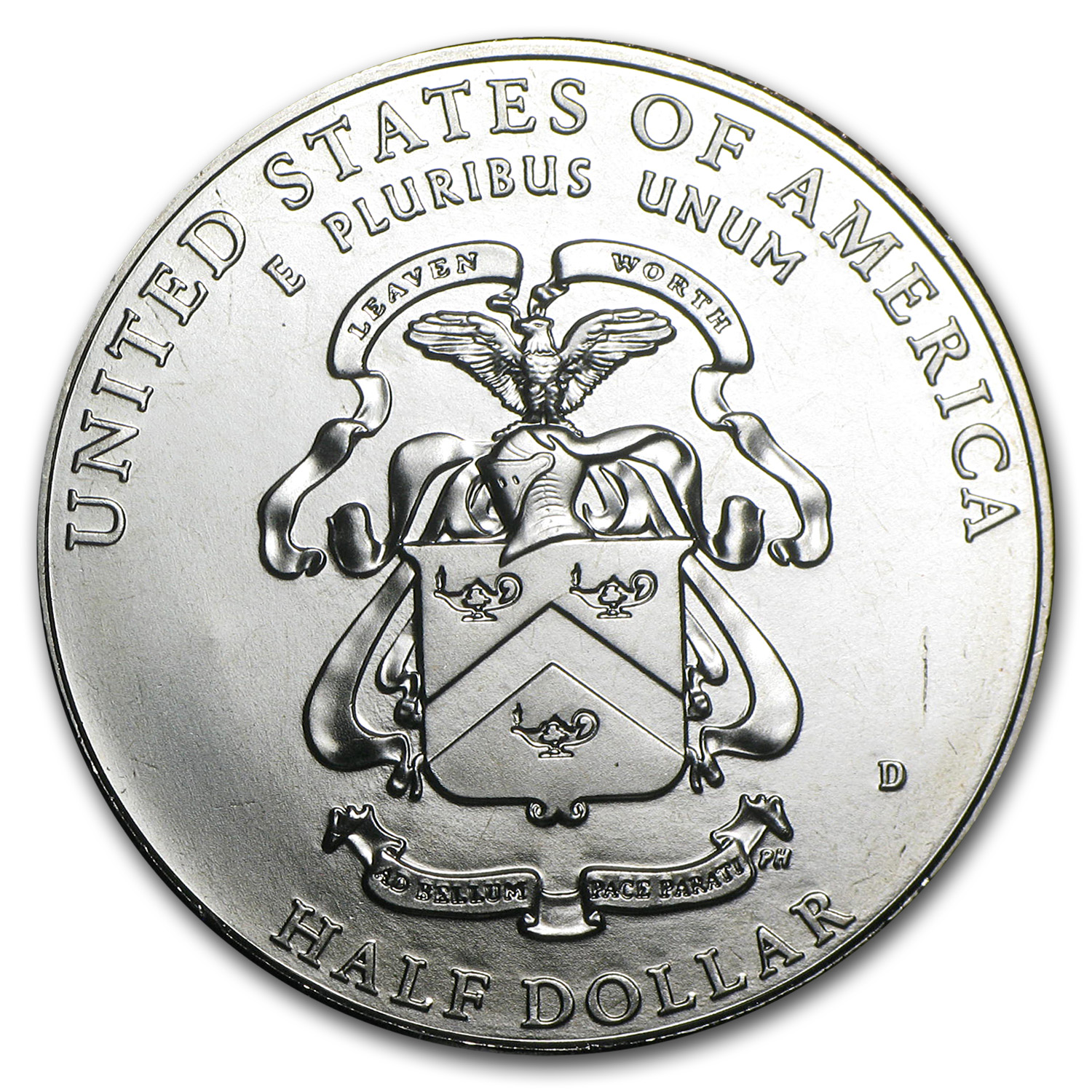 2013-D Five Star General Half Dollar Clad Commemorative - BU