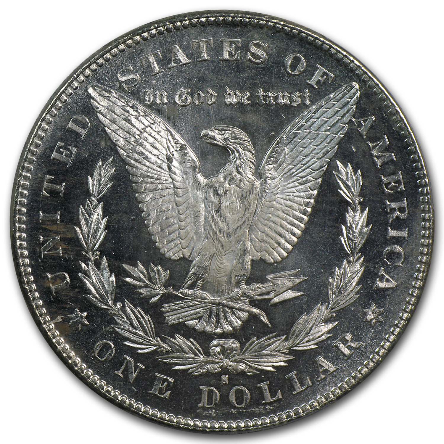 1878-S Morgan Dollar MS-65 PL Proof Like PCGS