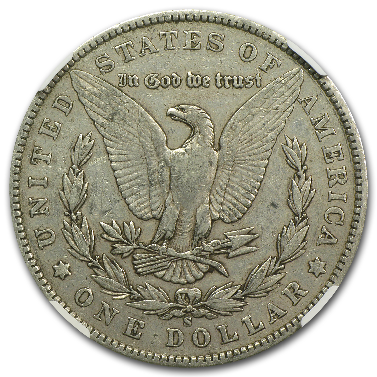 1903-S Morgan Dollar XF-45 NGC (CAC)