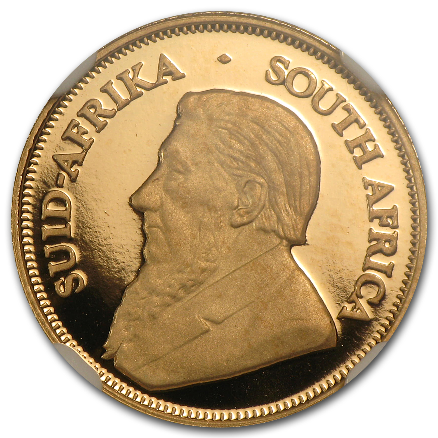 2002 South Africa 1/10 oz Gold Krugerrand PF-69 NGC