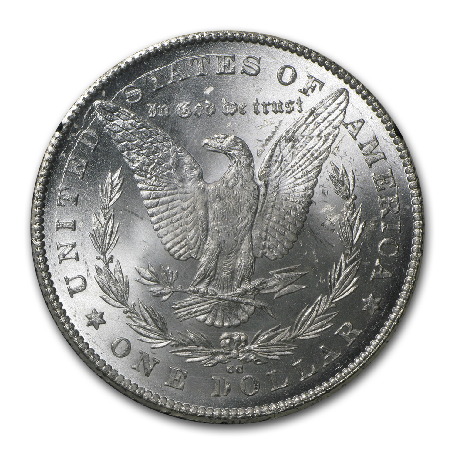 1878-CC Morgan Dollar BU (GSA)