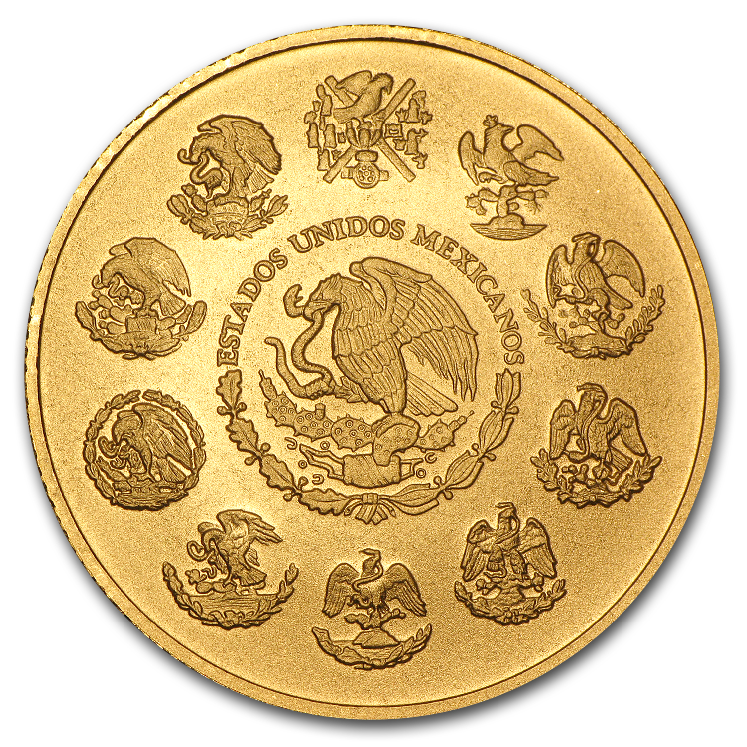 2013 1 oz Gold Mexican Libertad (Brilliant Uncirculated)