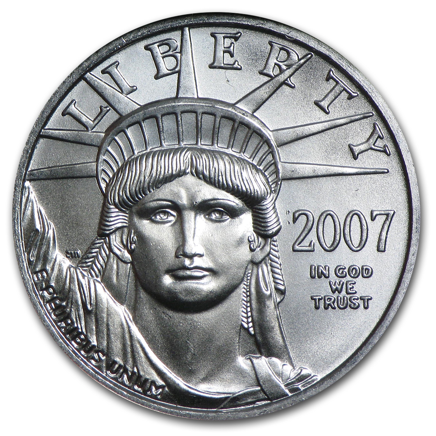 1997-2008 12-Coin 1/4 oz Platinum Eagle Set BU (Dansco Album)