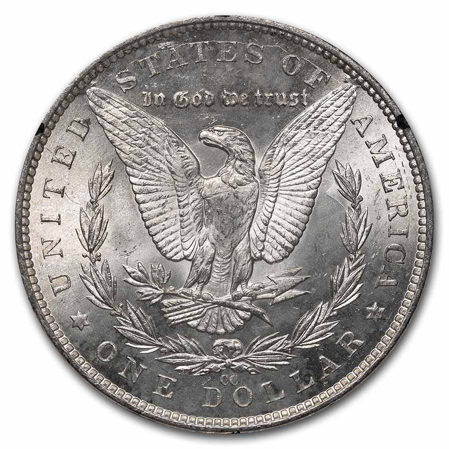 1883-CC Morgan Dollar MS-63 NGC (GSA)