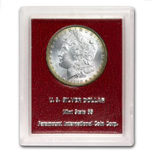 1882 Morgan Dollar MS-65 (Paramount International Coin Co.)