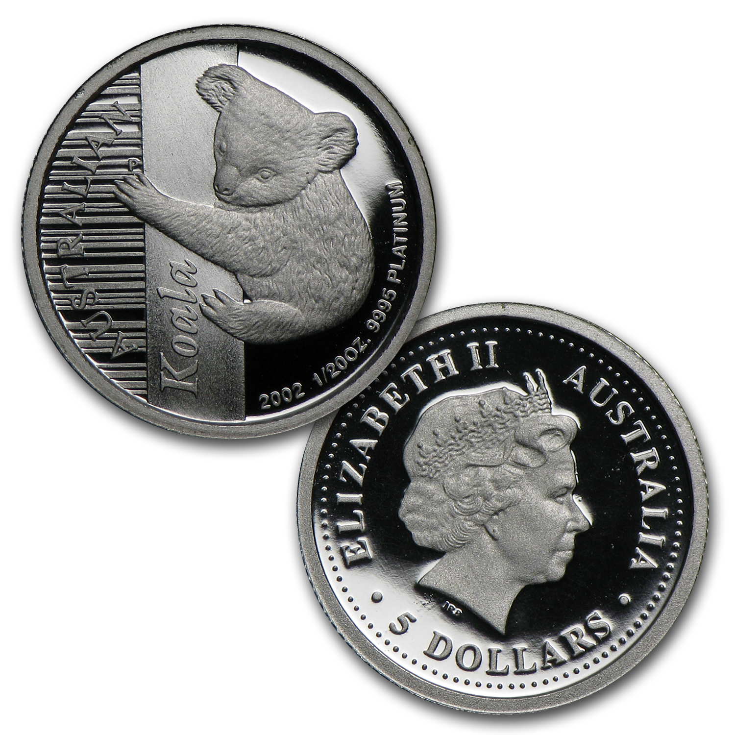 2002 Australia 3-Coin Proof Mini Outback Collection