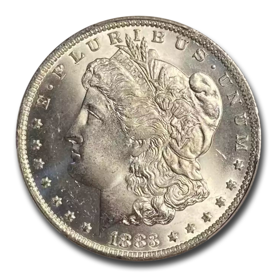 1883-O Morgan Dollar MS-66 PCGS