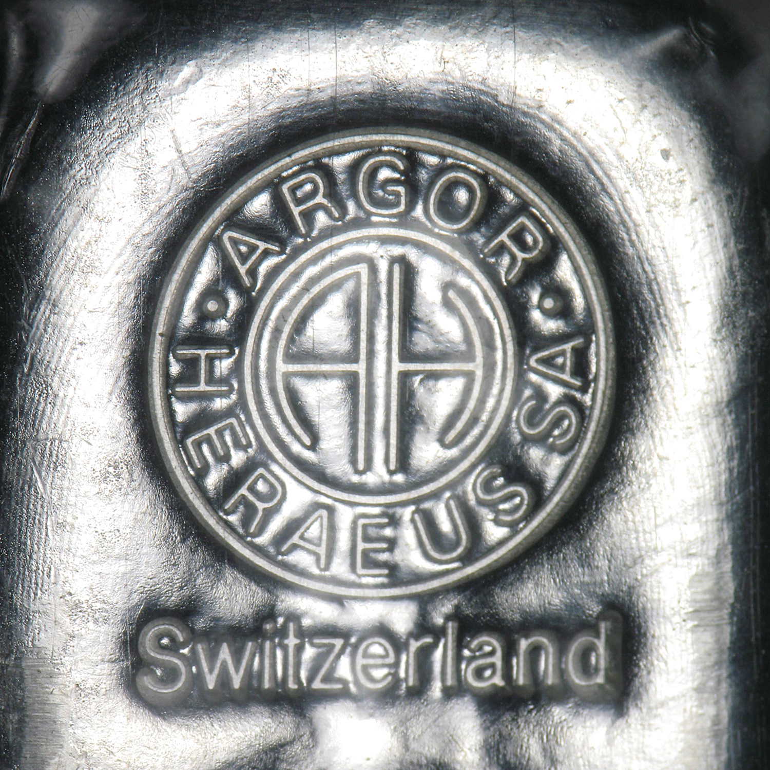 250 gram Silver Bar - Argor/Heraeus (Switzerland)