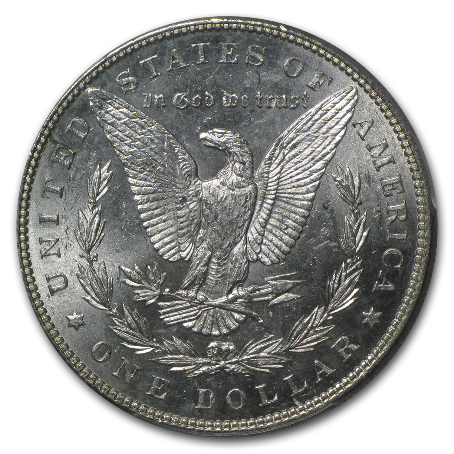 1878-1904 Morgan Dollars MS-62 PCGS (Proof Like)
