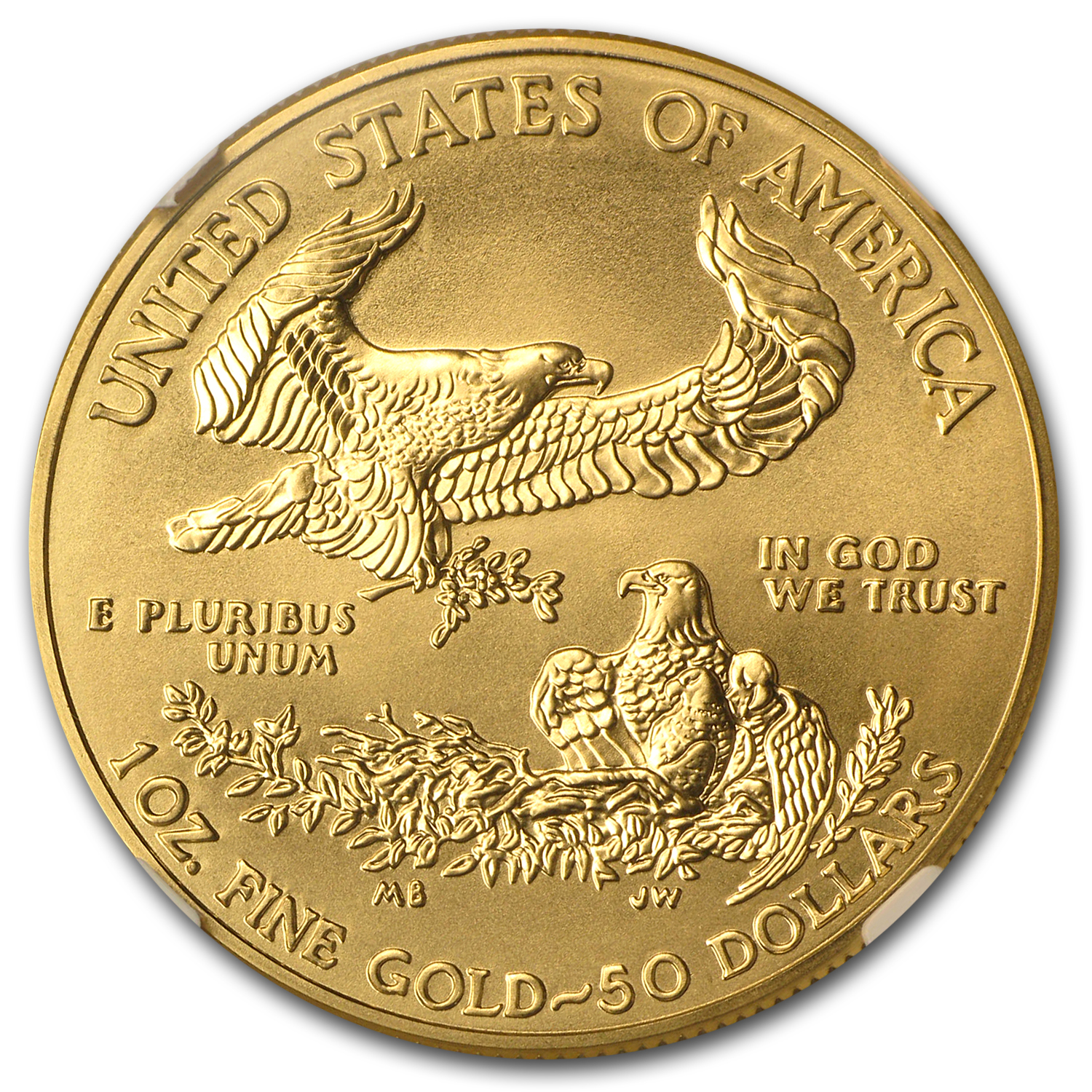 2013 1 oz Gold American Eagle MS-69 First Releases