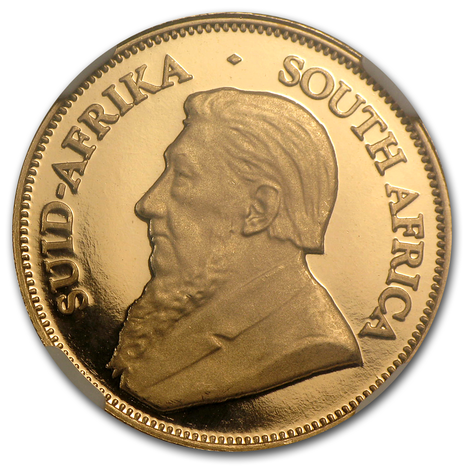 2004 South Africa 1/4 oz Gold Krugerrand PF-66 NGC