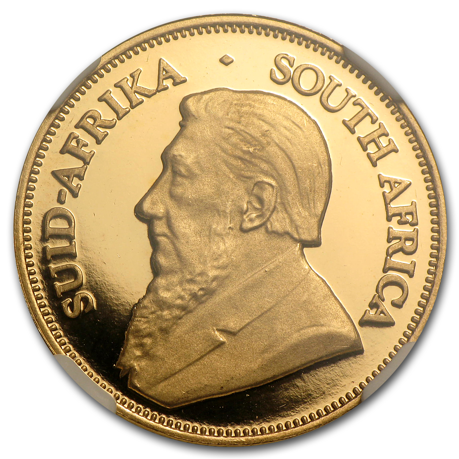 2005 South Africa 1/4 oz Gold Krugerrand PF-66 NGC