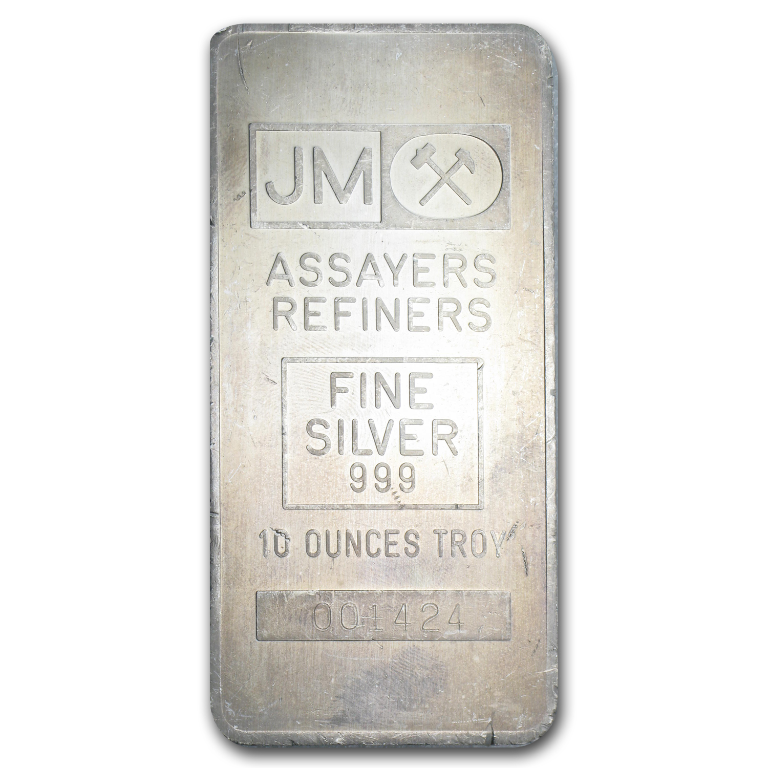 Buy 5 Oz Silver Bars from Money Metals
