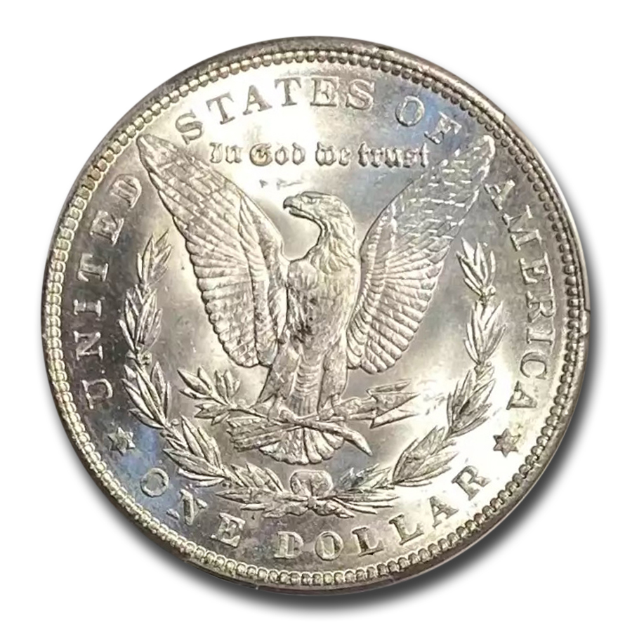 1889 Morgan Dollar - MS-64+ Plus PCGS