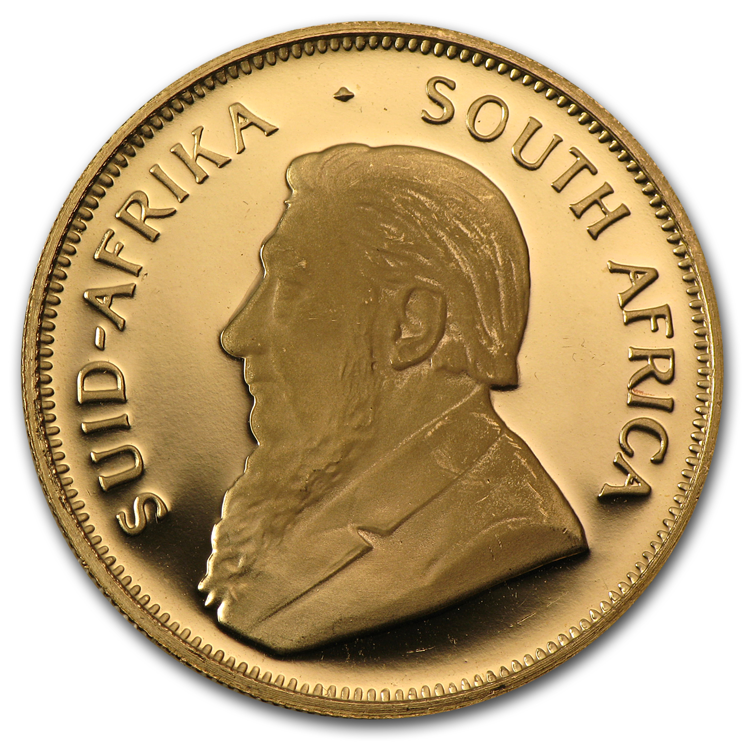 1984 South Africa 1/2 oz Proof Gold Krugerrand