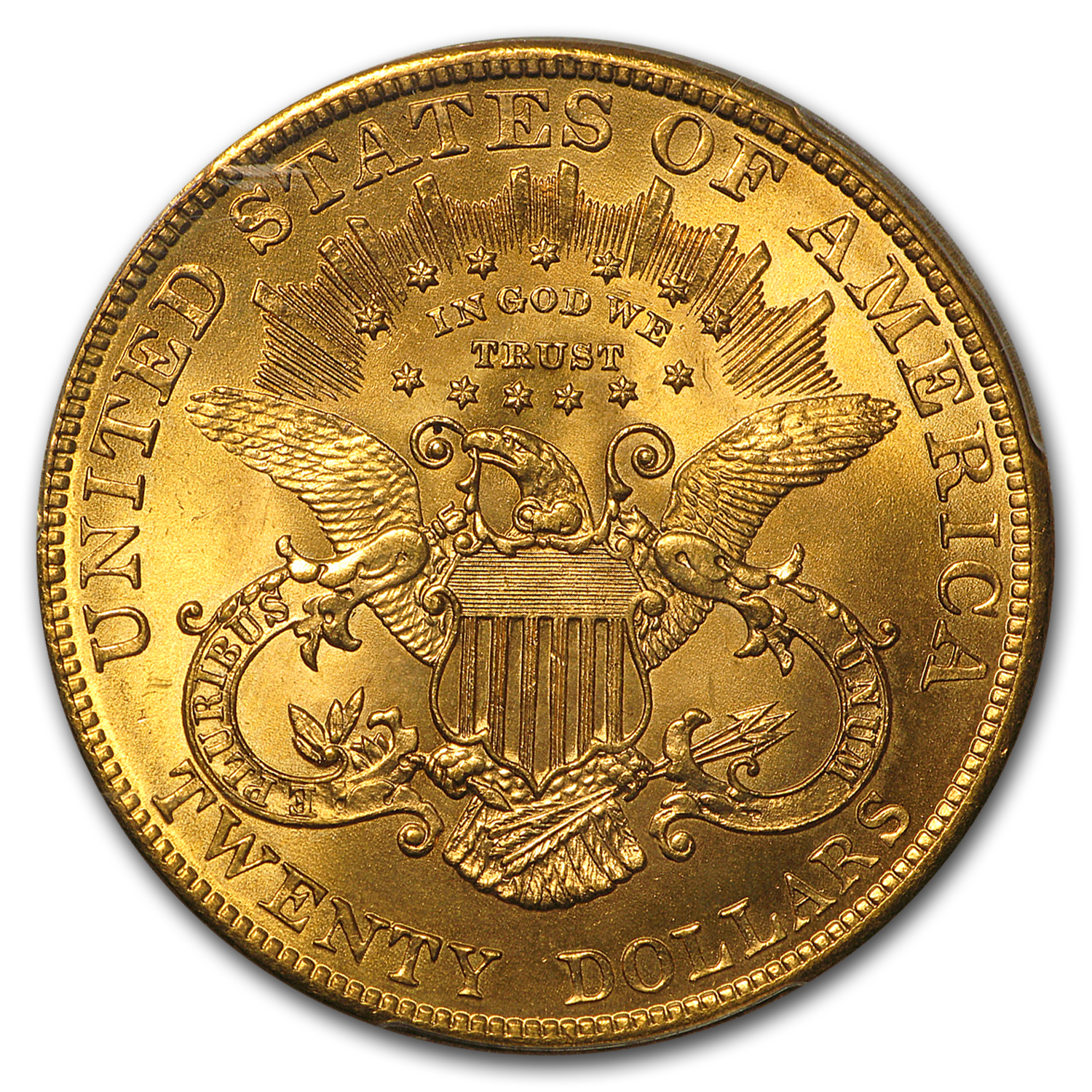 $20 Liberty Gold Double Eagle MS-65+ PCGS (Random)