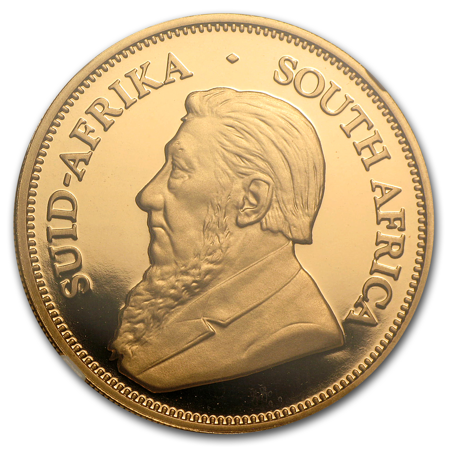 2003 1 oz Gold South African Krugerrand PF-69 NGC