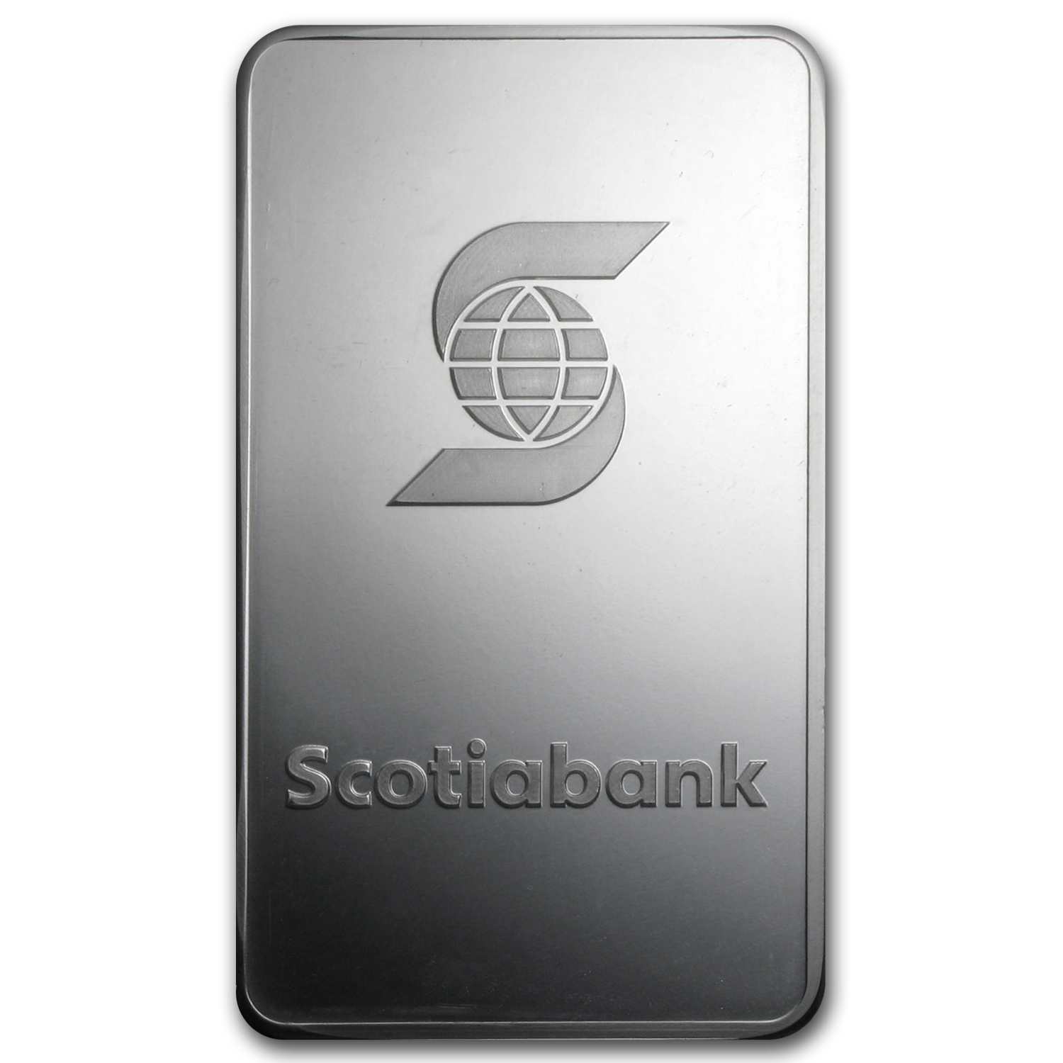 10 oz Silver Bars - Scotiabank