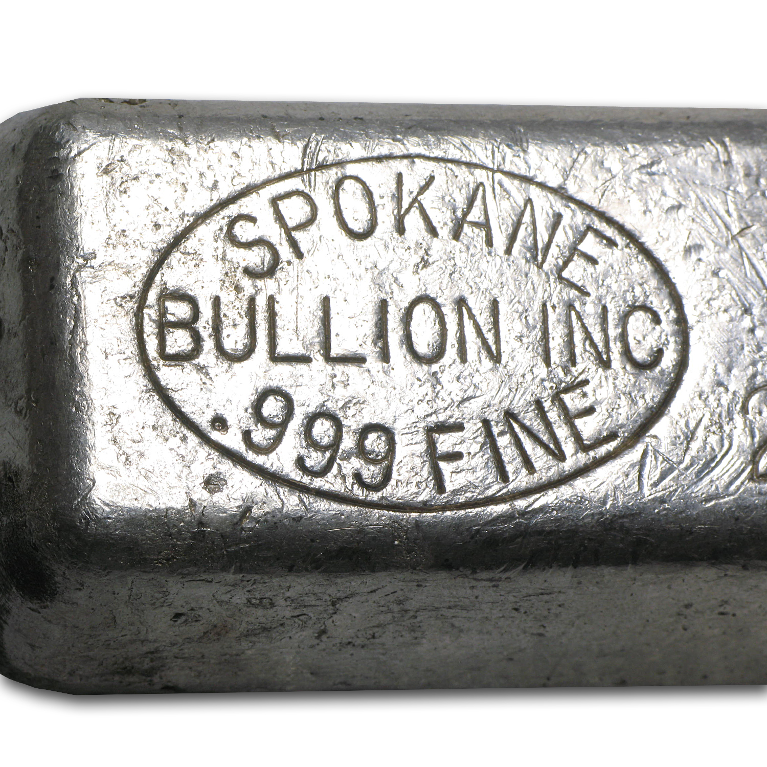 24.85 oz Silver Bars - Spokane Bullion Inc