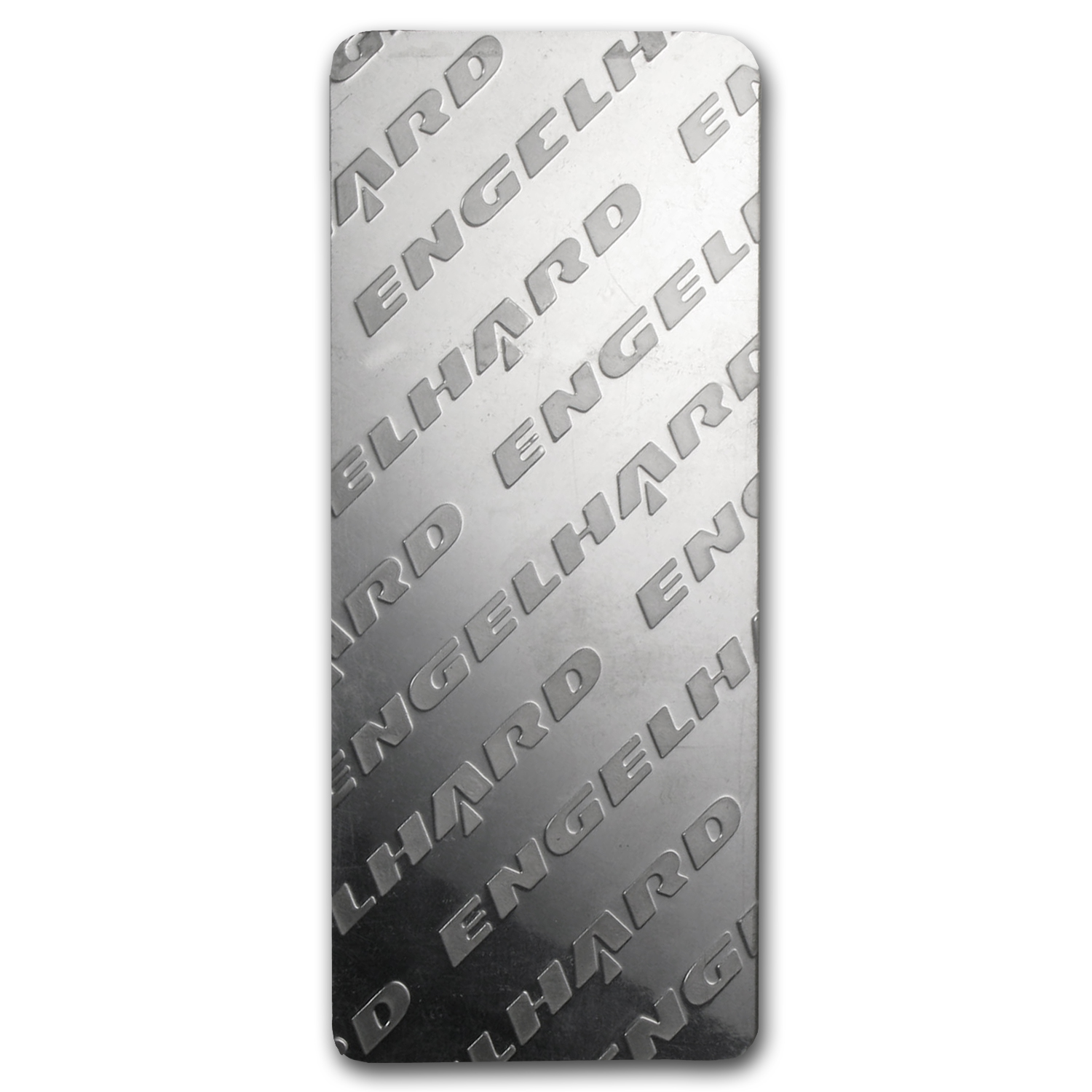 10 oz Platinum Bar - Engelhard (.9995 Fine, 'Eagle' logo, Assay)