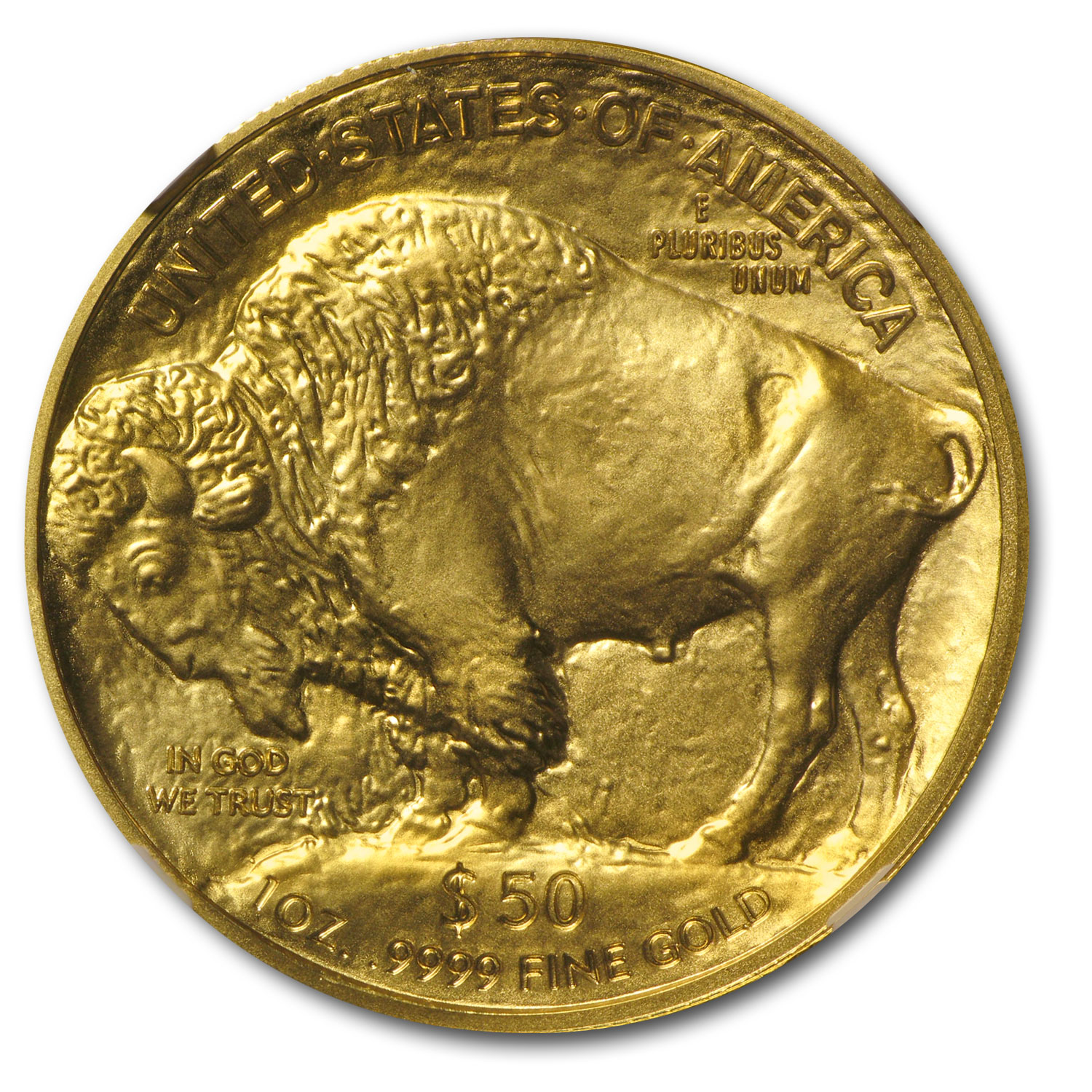 2013 1 oz Gold Buffalo MS-70 NGC (Buffalo Lable)