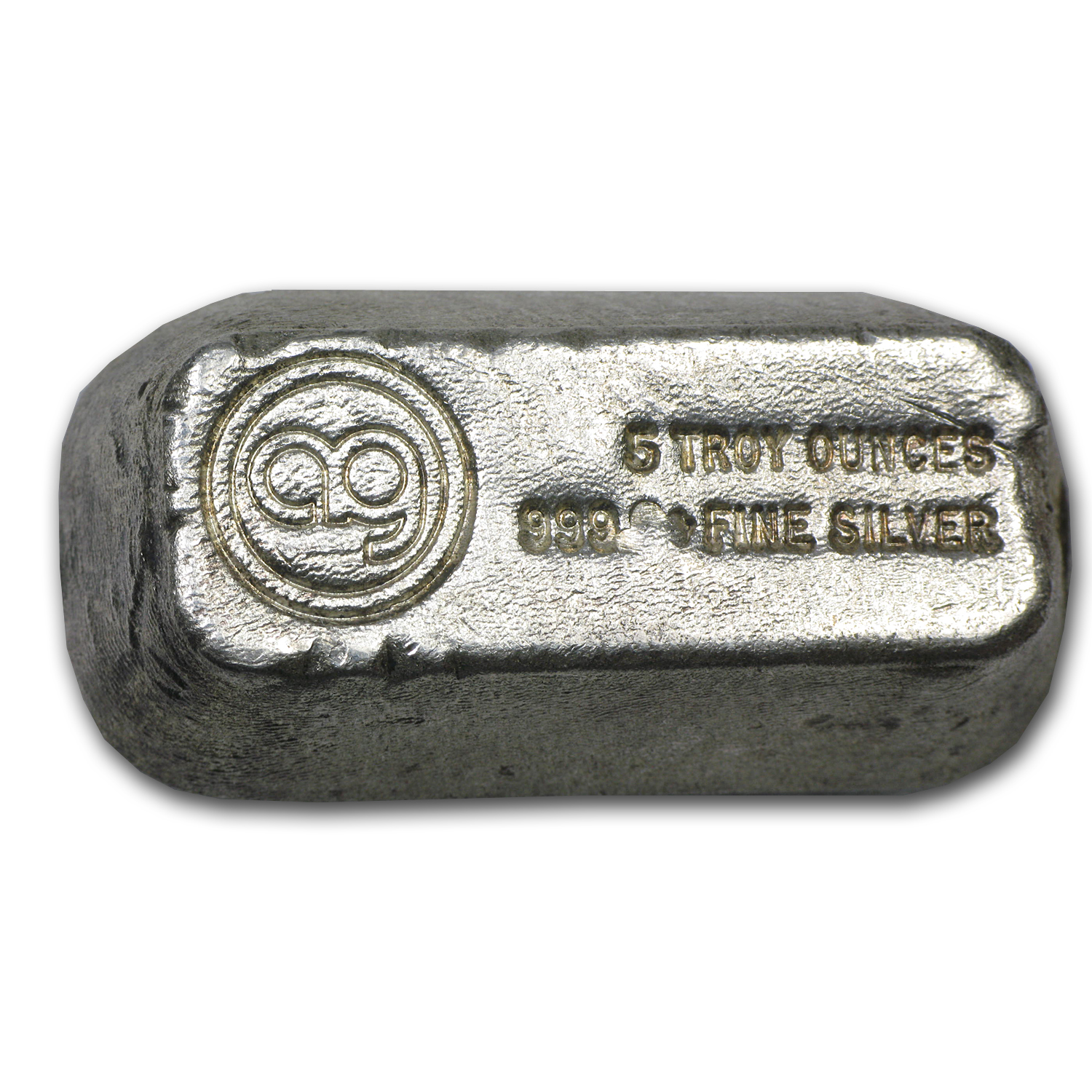 5 oz Silver Bar - AG