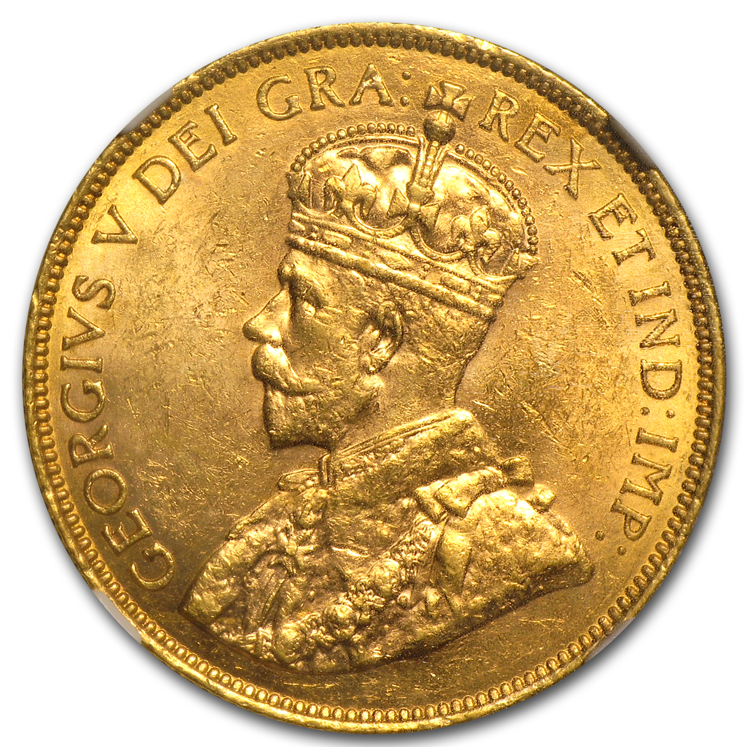 1913 Canada Gold $10 MS-62 NGC