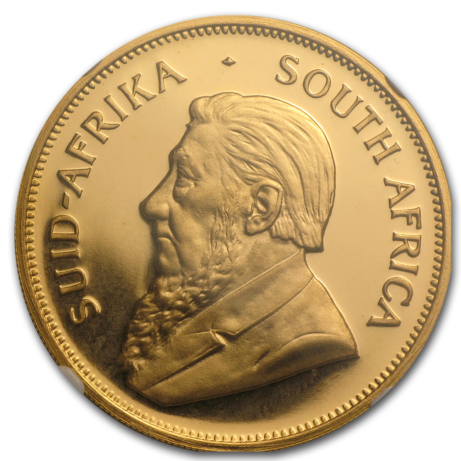 1981 South Africa 1 oz Gold Krugerrand PF-67 NGC