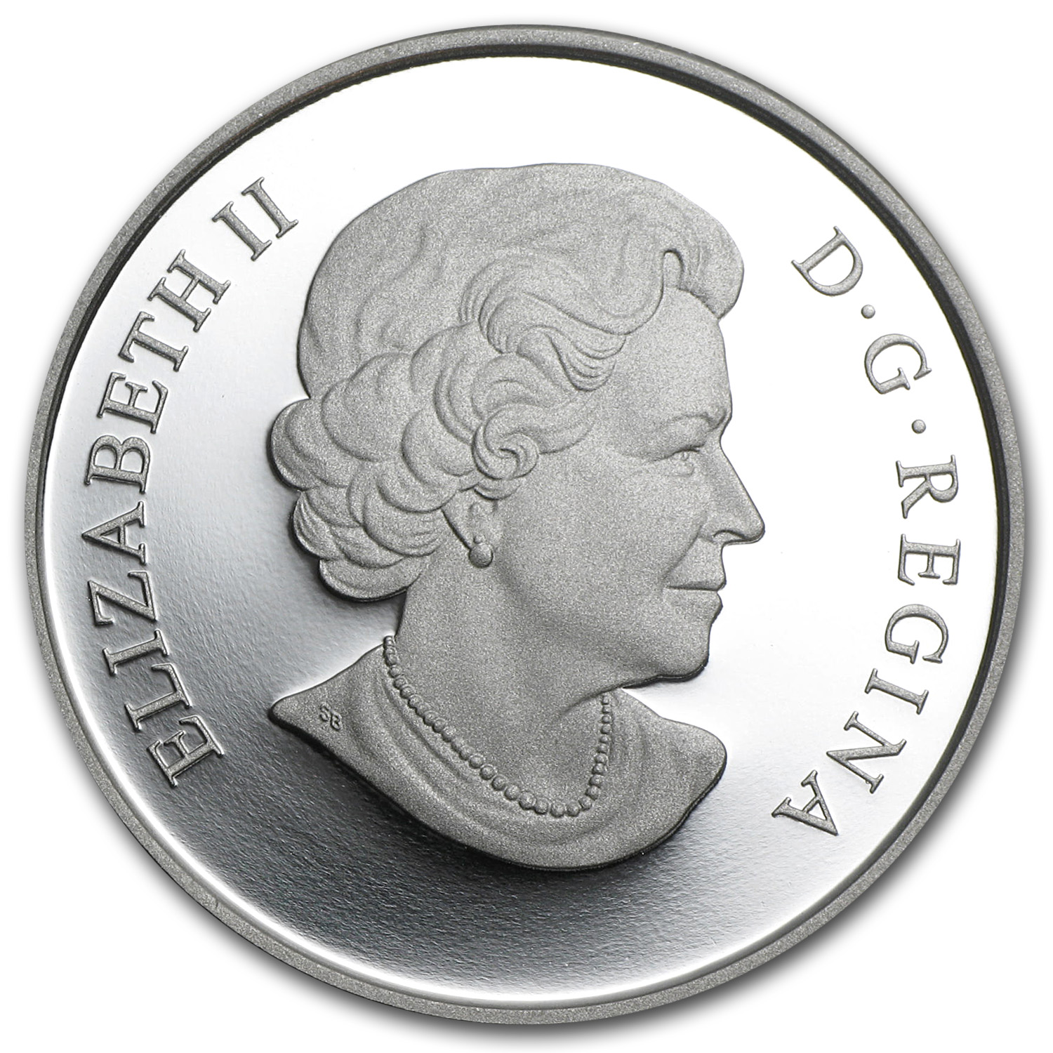 2013 Canada 1 oz Silver $25 An Allegory