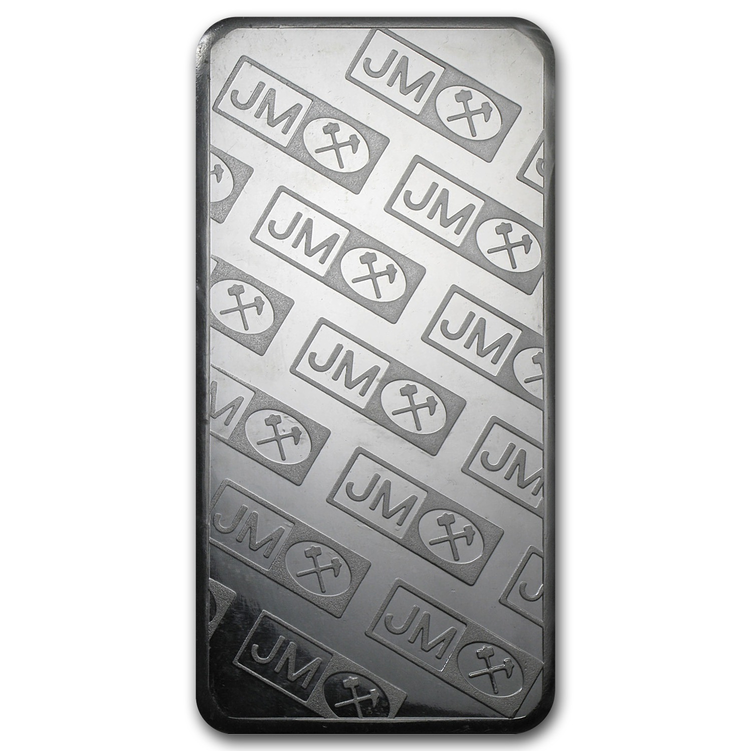 10 oz Silver Bars - Johnson Matthey (Sealed/Very Nice)