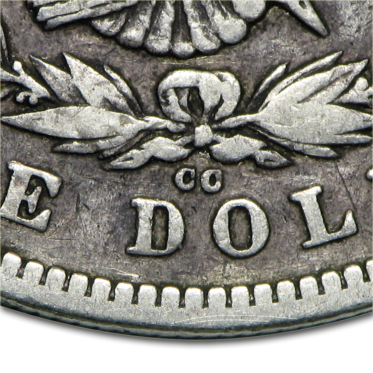 1880-CC Morgan Dollar VG