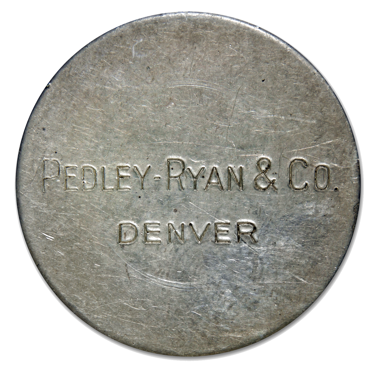 1933 Pedley-Ryan So Called Dollar HK-824