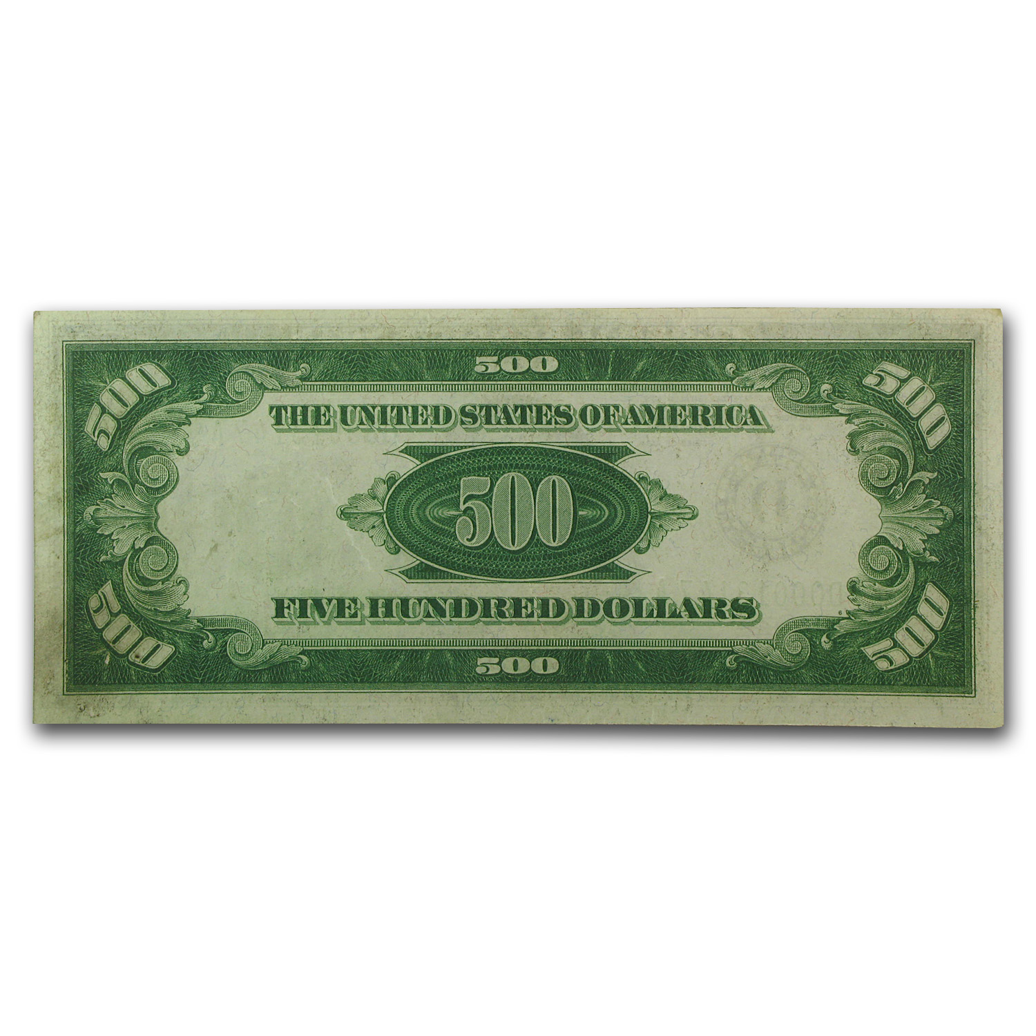 1934 (D-Cleveland) $500 FRN LGS (Extra Fine)