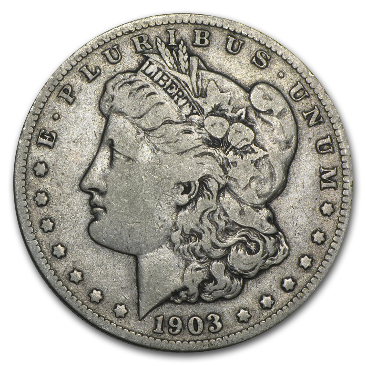 1903-S Morgan Dollar Fine